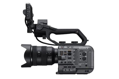 Sony FX6 4K120p full frame