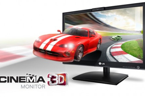 27 inch 3D HDMI monitor 顯示屏