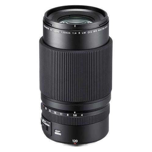 Fujifilm GFX 120mm f4 macro (=95mm) / GFX用微距鏡頭