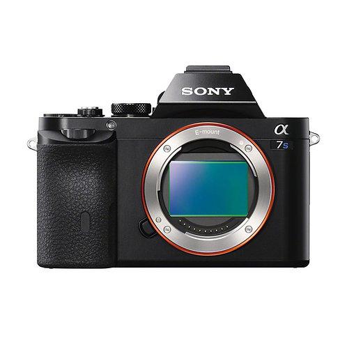 Sony a7s/全片幅無反相機