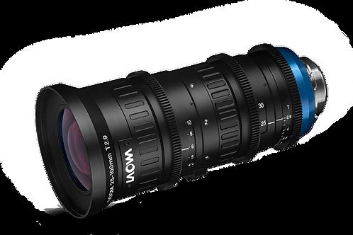 Laowa OOOM 25-100mm T2.9 Cine zoom lens