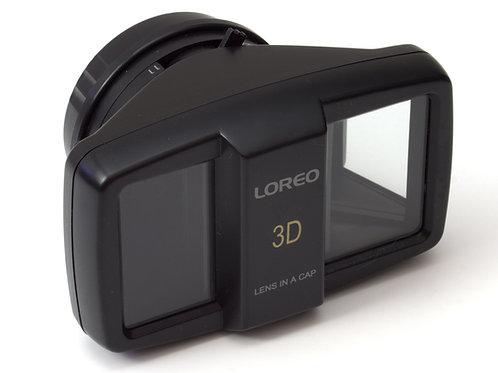 Holga 3D lens