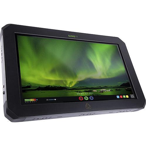 "Atomos SUMO 19 4K60p 10bit HDR 19"" SDI recorder Monitor"