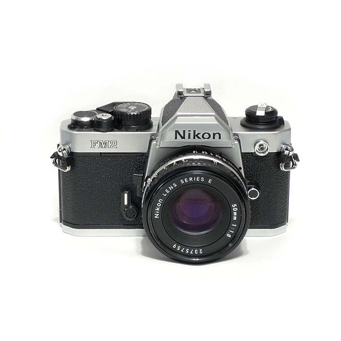 Nikon FM2/Nikon經典菲林相機