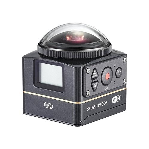 Kodak 4K 360VR camera/360VR 4K運動錄像機