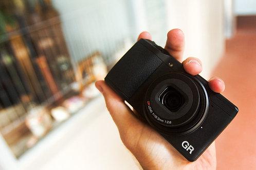 Ricoh GR/小型街拍相機