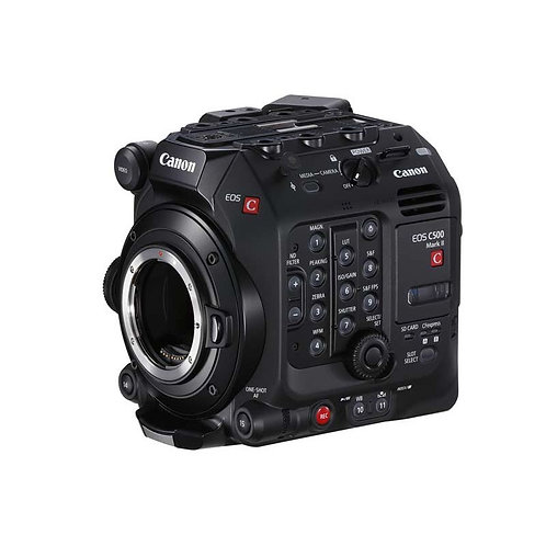 Canon c500 II body only