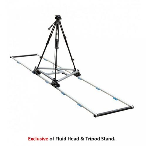 7 meters dolly/7米長推軌 4直3彎