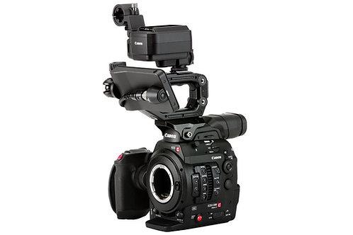 Canon C300 II 4K