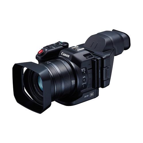 Canon XC10 4K/廣播級4K錄卡錄像機