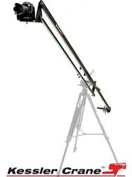 Kesslercrane mini jib 8 feet and 5.5 feet, tripod, dolly spreader
