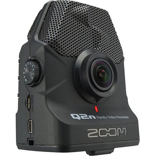 Zoom Q2n Handy Video Recorder/ 錄影收音器