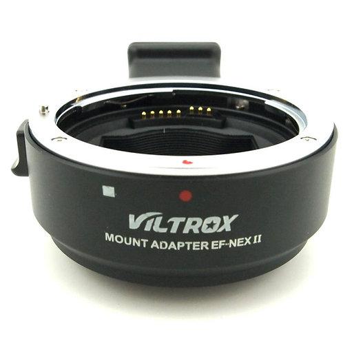 VILTROX EF-NEX II Canon EF Lens To Sony a7r2 原廠行貨