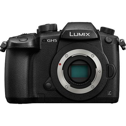 Panasonic GH5 4K 60P 專業4K攝影機