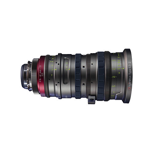 Angenieux EZ-2 15 to 40mm Cine Lens (Super35 and Full-Frame) PL or EF