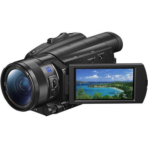 Sony AX700 4K camcorder
