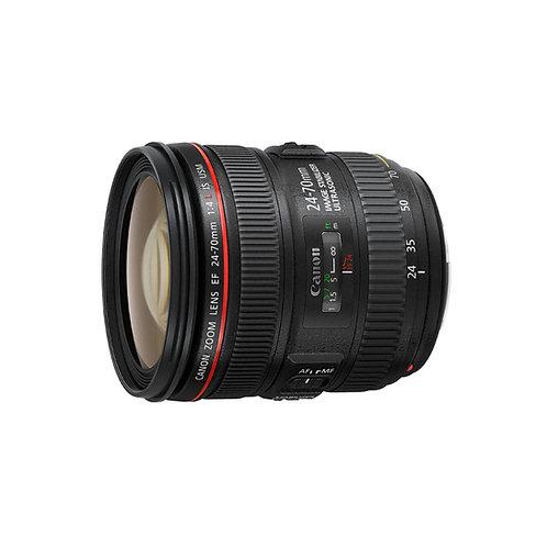Canon 2470 f4 II L/全片幅24-70mm f4 L 鏡頭
