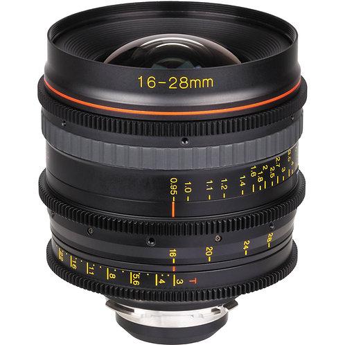 Tokina 16-28mm T3 Cine lens/廣角電影鏡