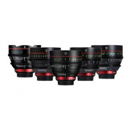 Canon CN-E Cine EF large format