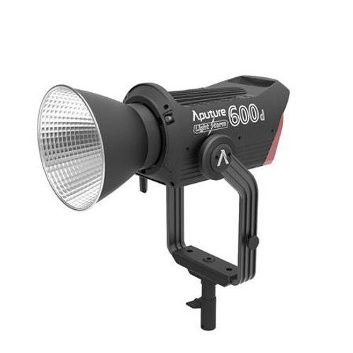 Aputure 600D 720w power draw (約1.2K HMI daylight 日光)