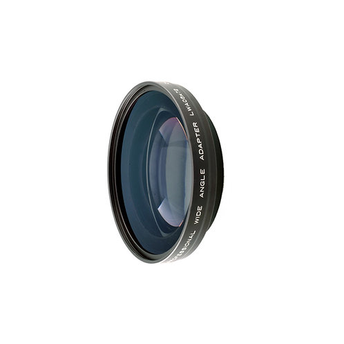 Cavision 0.6x Industrial Wide Angle Adapter Lens (72mm rear thread)/超廣角轉接器