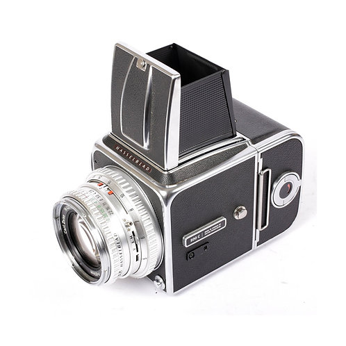 Hasselblad 500C with 80 f2.8 Lens