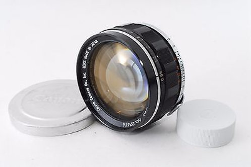 Canon 50mm f0.95 Dream Lens