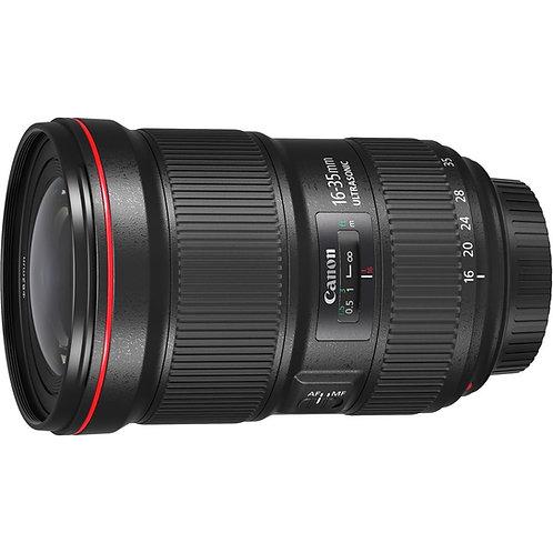 Canon 1635 f2.8 III L/全片幅16-35mm f2.8 L 鏡頭