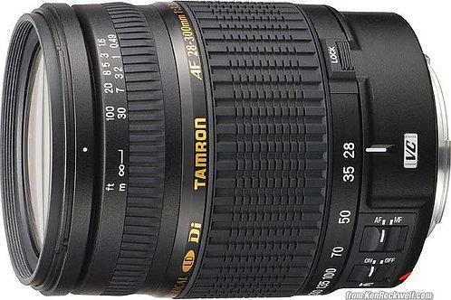 Tamron 28-300mm 天涯旅行鏡頭