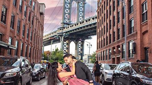 Maulik x Ishita _ Boston meets Bardoli _