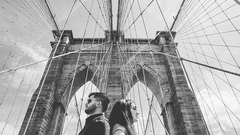 New York diaries👫 —————————_#prewedding