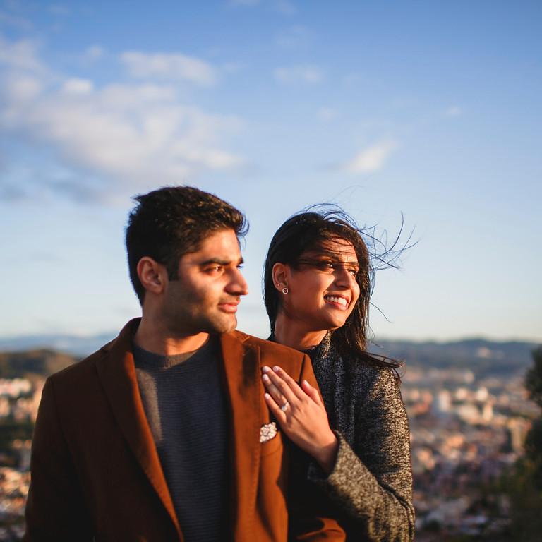SHYAM & JESSICA