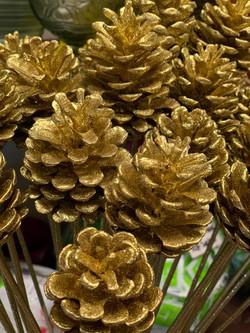 goldpinecones