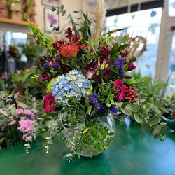 One of our arrangements a couple of weeks ago