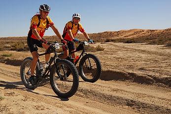 Rohloff Fatbikes, Speedhub XL, Speedhub XXL and Rohloff Simspon Desert Challenge, fatbikes, desert riding, desert cycling