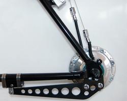 Standard Axle Plate w/QR Torque Arm