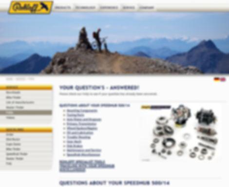 Rohloff Australia FAQ - GEAR CHANGING, LOSS, SKIPPING AND SLIPPAGE, gear skipping, drive loss, Rohloff Australia service repairs warranty