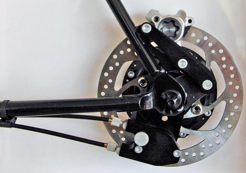 OEM-2 Axle Plate w/Speedbone mount