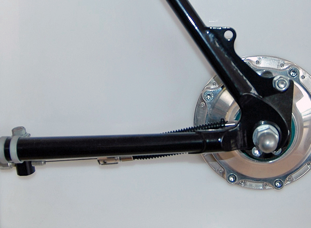 OEM-2 Axle Plate with bolt mount