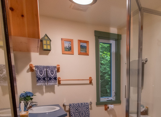 Upstairs 3-Piece Bath