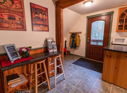 Upstairs Front Door