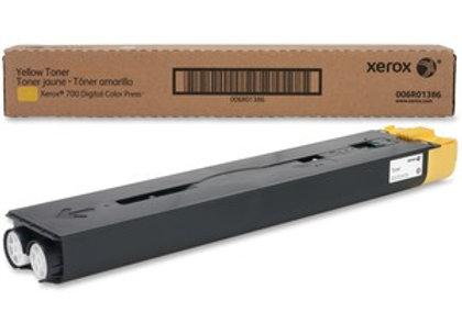 XEROX 700 DIGITAL COLOR PRESS TONER CARTRIDGE - YELLOW