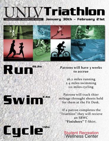 Triathlon Informational Flyer