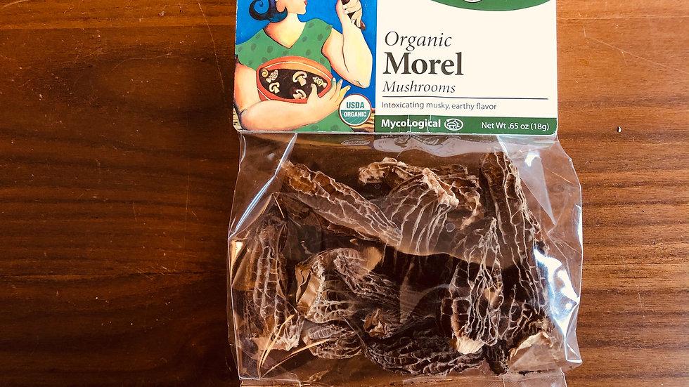Morel Dried Mushrooms