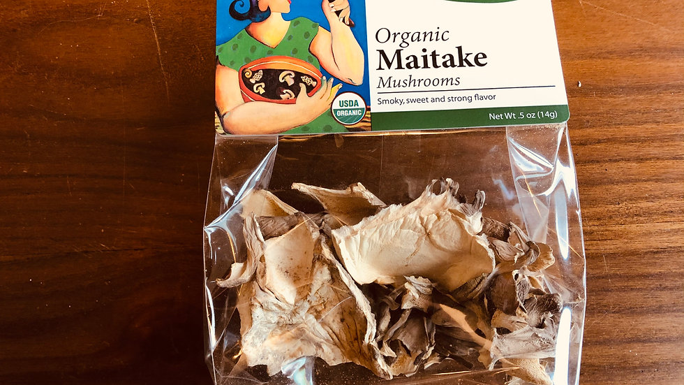 Maitake Dried Mushrooms