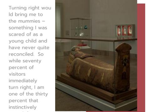 The Metropolitan Museum of Art Mummy Room