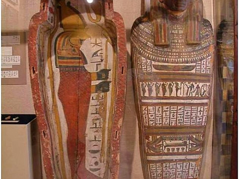 Researching Egyptian Mummies in the USA