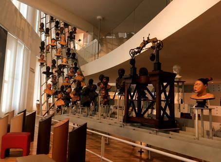 Controversial bodies at the Musée de l'Homme in Paris