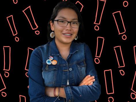 Jazmine Wildcat on Native American Gun Activism