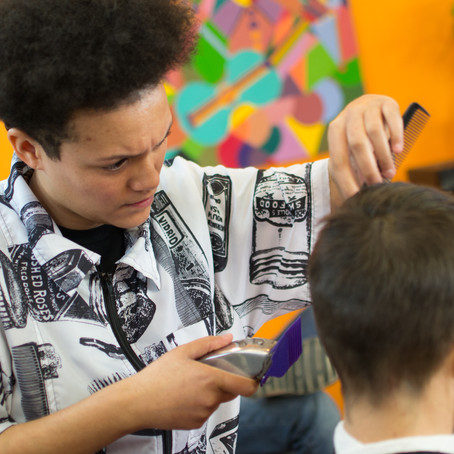 Interview: An LGBTQ-Friendly Barber in Her Own Words